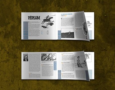 """Check out new work on my @Behance portfolio: """"Article Peplum / Blutch"""" http://on.be.net/1OjQ2Bj"""