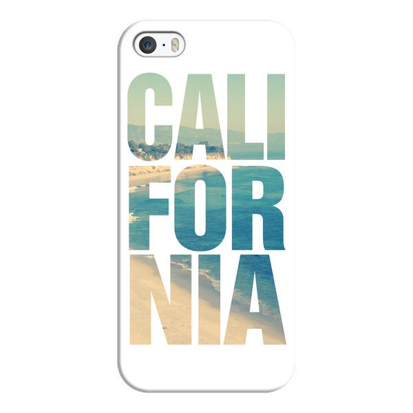 iPhone 6 Plus/6/5/5s/5c Case - California Vintage Instagram Beach... (48 AUD) ❤ liked on Polyvore featuring accessories, tech accessories, phone cases, phones, capas de iphone, iphone case, iphone cases, vintage iphone case, apple iphone cases and iphone cover case