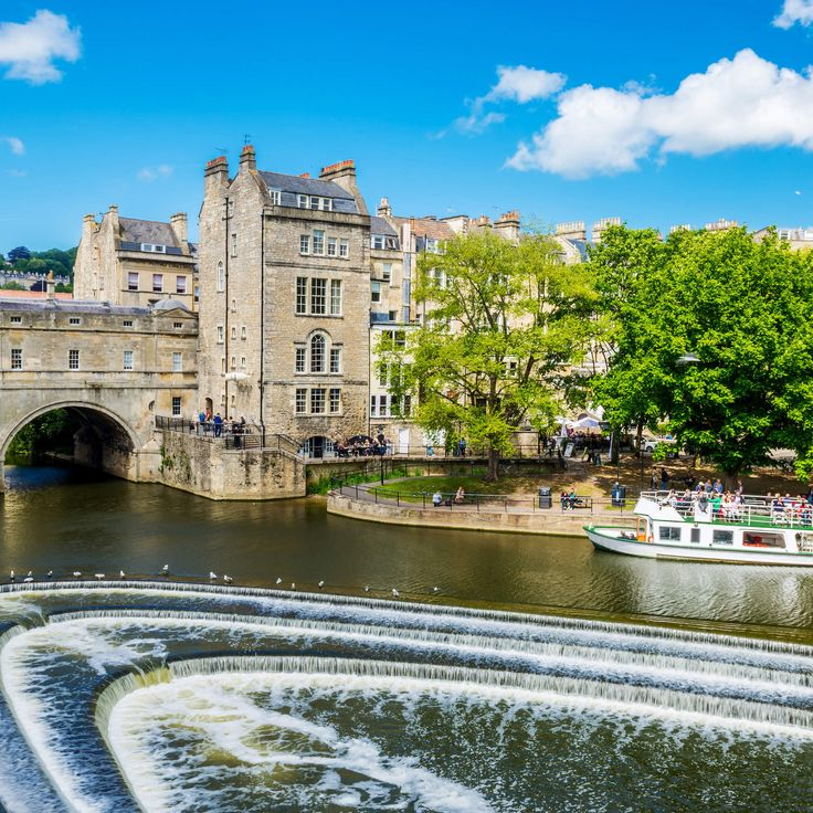 Skip London and Paris: 13 Overlooked European Cities Not Enough Americans Visit  Bath England