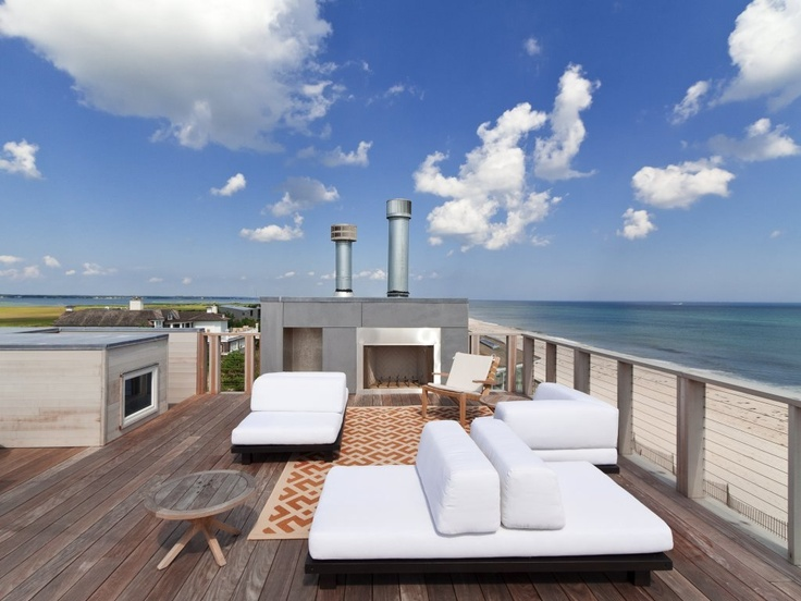 Dune Road Beach House | Resolution: 4 Architecture | Archinect