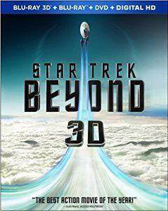 Amazon.com: Star Trek Beyond (3D BD/2D BD/DVD/Digital HD Combo) [Blu-ray]: Chris Pine, Zachary Quinto, Simon Pegg, Zoë Saldana, John Cho, Karl Urban, Sofia Boutella, Anton Yelchin, Idris Elba: Movies & TV