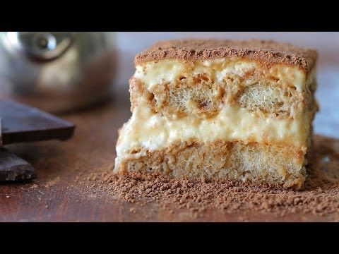 Italian Tiramisu recipe - kids friendly | Buona Pappa