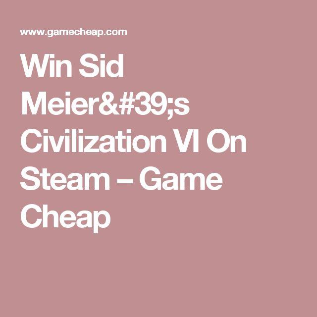 Win Sid Meier's Civilization VI On Steam – Game Cheap