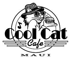 . I LOVE the Maui one  I've been several times.   Cool Cat Cafe, Wharf Center on Front Street in Lahaina, Maui, Hawaii  really good food .  Can't wait to go back