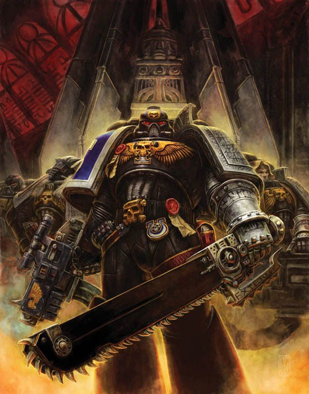 Kill-team - Warhammer 40K Wiki - Space Marines, Chaos, planets, and more