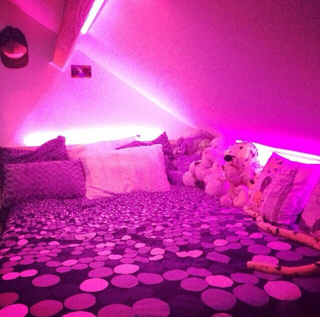 Romantic atmosfere, pink, love & cute pillow