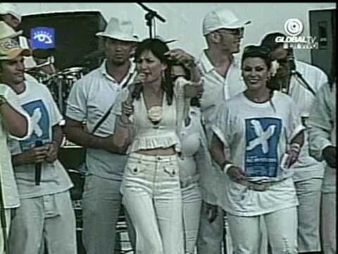 Paz sin fronteras 2-Final -Los Van Van -  TODOS LOS CANTANTES