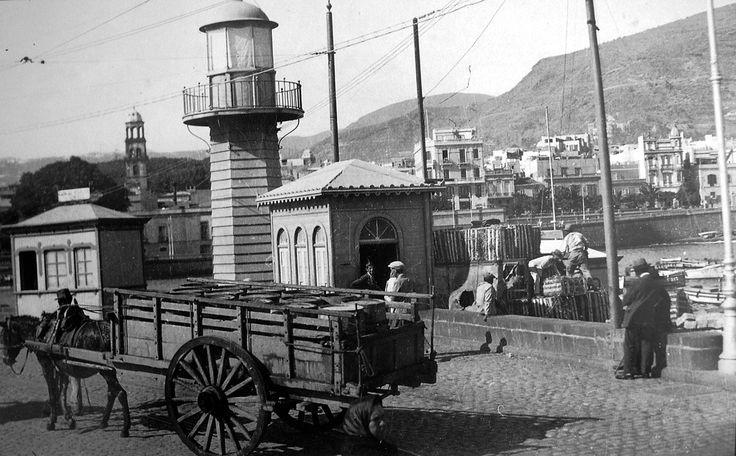 La Farola del mar, 1905