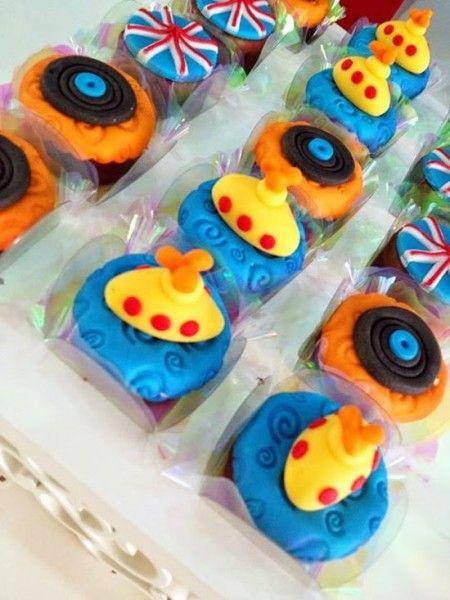 decoracao festa infantil yellow submarine:Meer dan 1000 ideeën over Beatles Feest op Pinterest