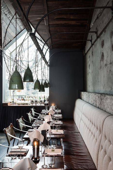 DILL (Iceland), Surface Interiors | Restaurant & Bar Design Awards