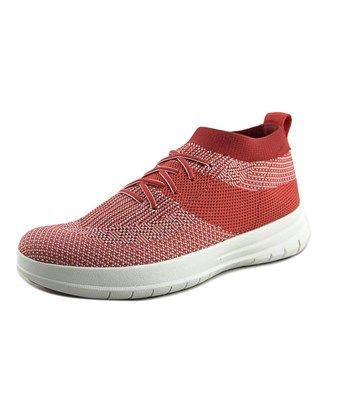 393b10bc1e0 FITFLOP FITFLOP SPORTY SNEAKER UBERKNIT WOMEN ROUND TOE CANVAS ORANGE  SNEAKERS.  fitflop  shoes