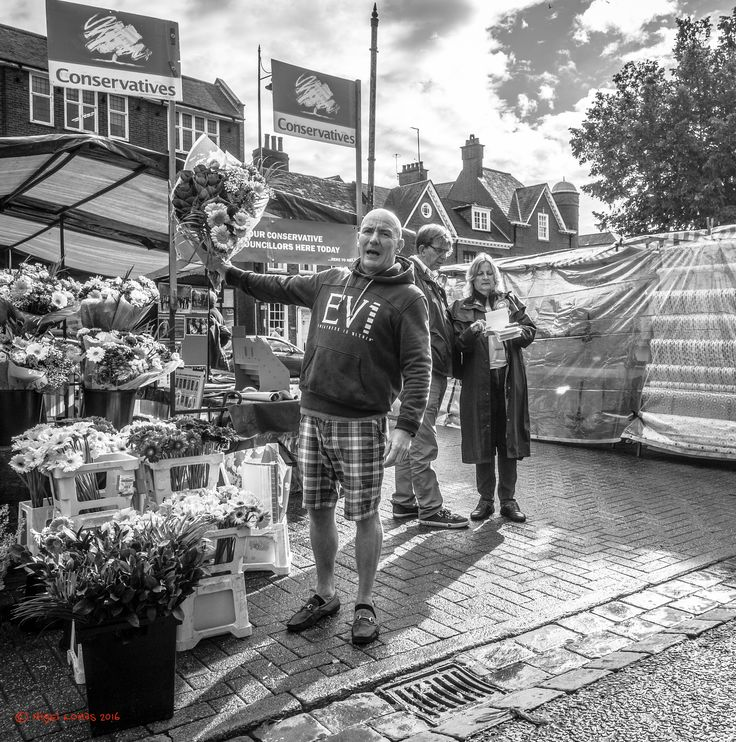 The Florist - Market Traders