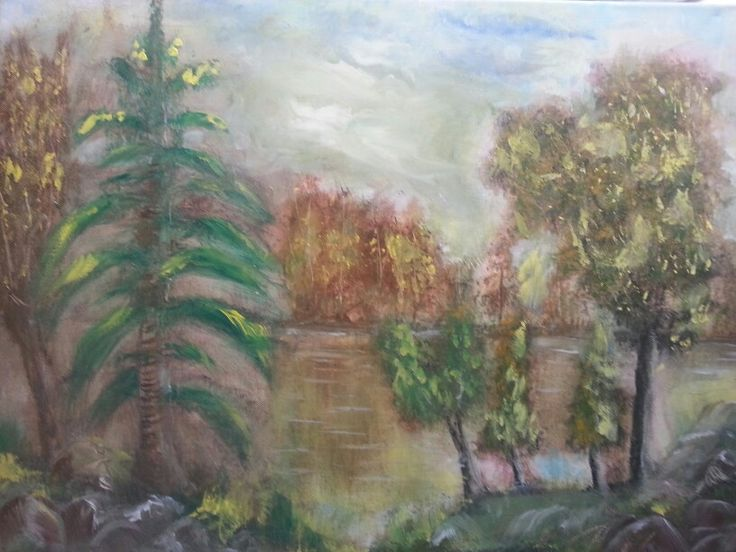 #watercolorpainting  on canvas size 45 by 60 cm #landscape #painting #kamabdul #art #fineart  #watercolor #artwork #mountains #trees  #sky #clouds #cottage #driveway #dirt #road #rocks #house #nature  Hello and welcome! Due to requests for purchase the symbolic price $38 for 1 and $58 for 2 satisfaction or return policy All delivery by air or pickup are responsibility of purchaser Ple contact at kam123a@gmail.com by PayPal for papers only paintings for canvas purchaser pay mail ple cont at…