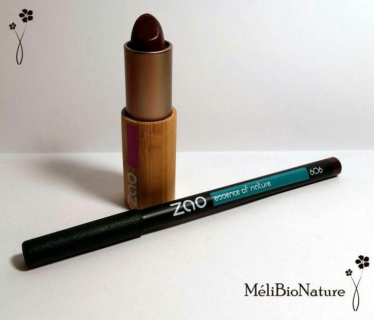 Maquillage Zao