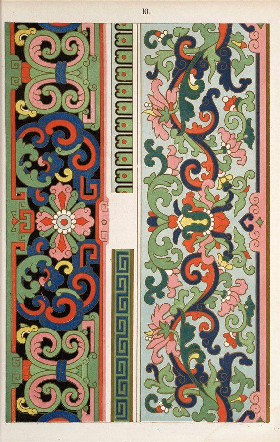 китайский орнамент РЫБЫ - Поиск в Google
