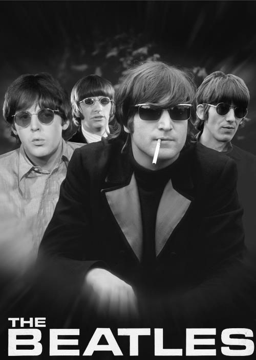 Music I love:The Beatles.#oakridgestyleheist, @Sherry Slimmer Centre #pinterest
