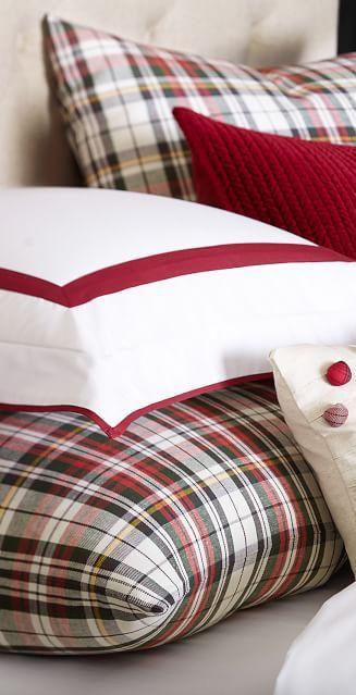 Christmas Bedding Ideas #christmas CHRISTMAS Christmas bedding