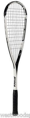 Squash 62166: Prince Exo3 Warrior Squash Racquet New Strung Cover BUY IT NOW ONLY: $89.95