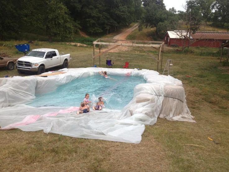 When it gets hot in Arkansas, we improvise. - Imgur