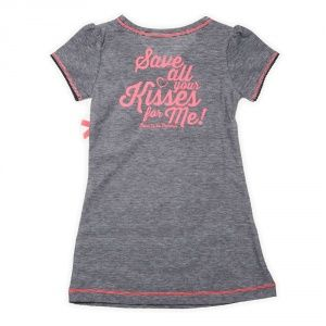 Lieve Baby jurk | Salve all kisses for me | Born to Be Famous | www.kienk.nl