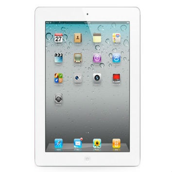 iPad 2 with Wi-Fi 16GB - White(Refurbished) at 1CrazyDeal.com $362.99