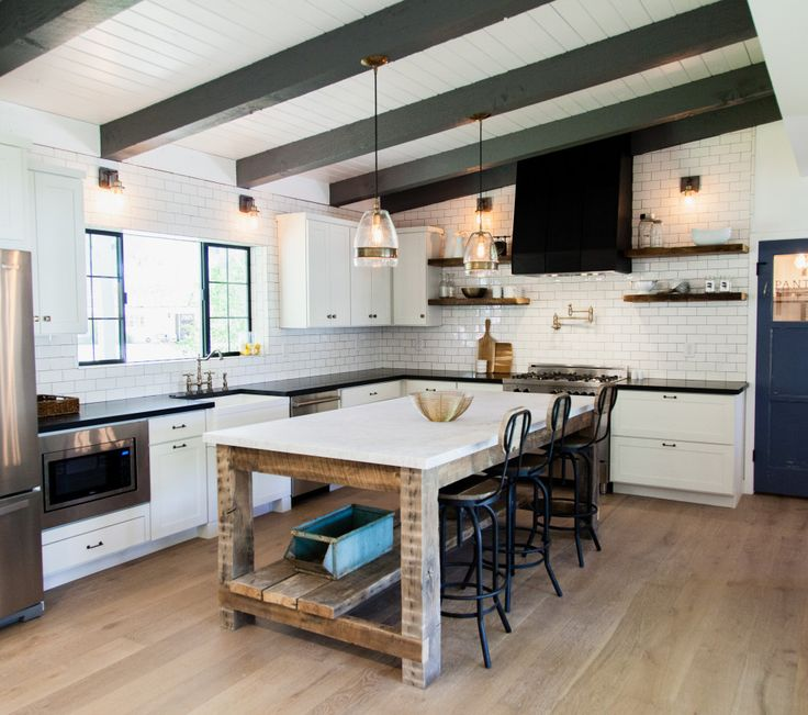 17 best ideas about rustic industrial kitchens on pinterest industrial kitchens brick wall. Black Bedroom Furniture Sets. Home Design Ideas