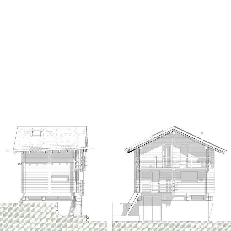Galeria de Conversão de um celeiro / Alp'Architecture Sàrl - 15