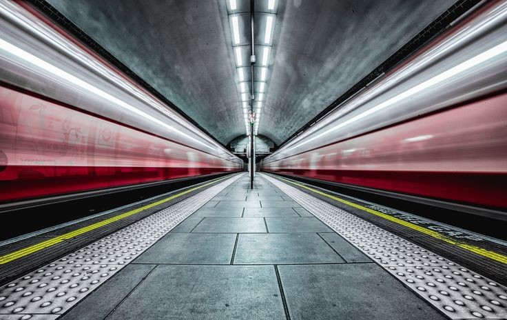 Photograph London Underground by Ciprian Olaru on 500px