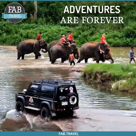 #TravelFabulously Experience #Thailand #Adventure as much as you can,with Culture & Breathtaking beaches.