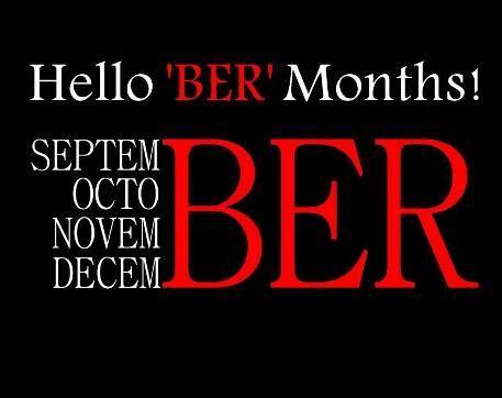 The 'BER Months: Pasko na sa Pilipinas!