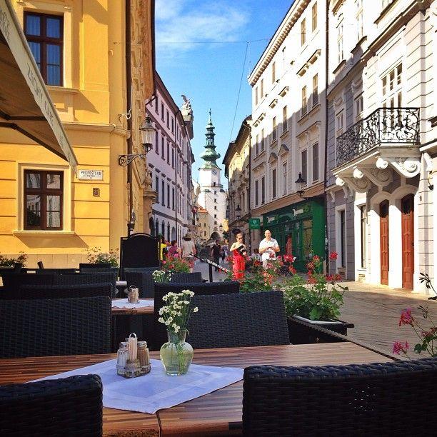 Summer in the Old Town ( #Bratislava ) by alanisko