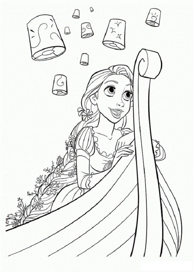 Pin de Emily en Rapunzel 3 Zoe Rapunzel dibujo Dibujos