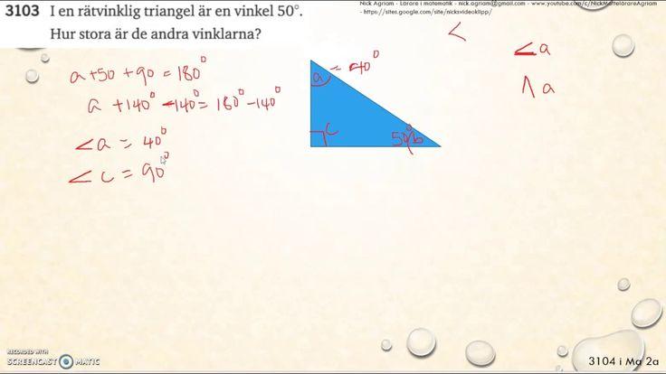Matematik 5000 Ma 2a   Kapitel 3   Geometri   Geometri och bevis   3115