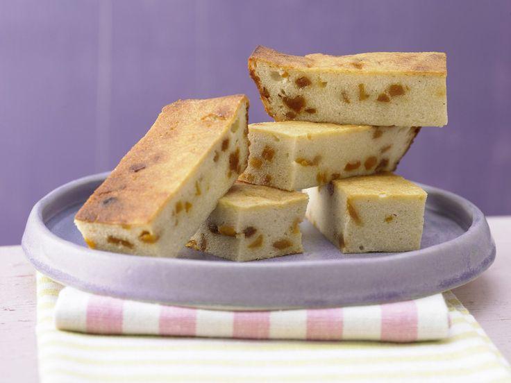 Saftige Käsekuchen-Riegel - Kindersnack (4-6 Jahre) - smarter - Kalorien: 173 Kcal - Zeit: 10 Min. | eatsmarter.de