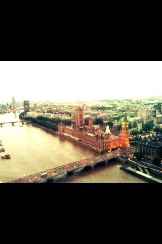 Vista desde London Eye