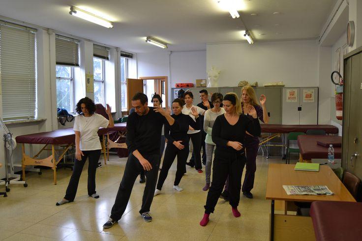 CAPAC - 4/2/2015 - dimostrazione nel corso della lezione