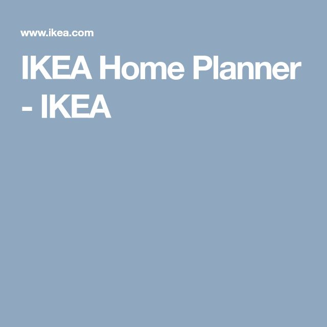 IKEA Home Planner - IKEA