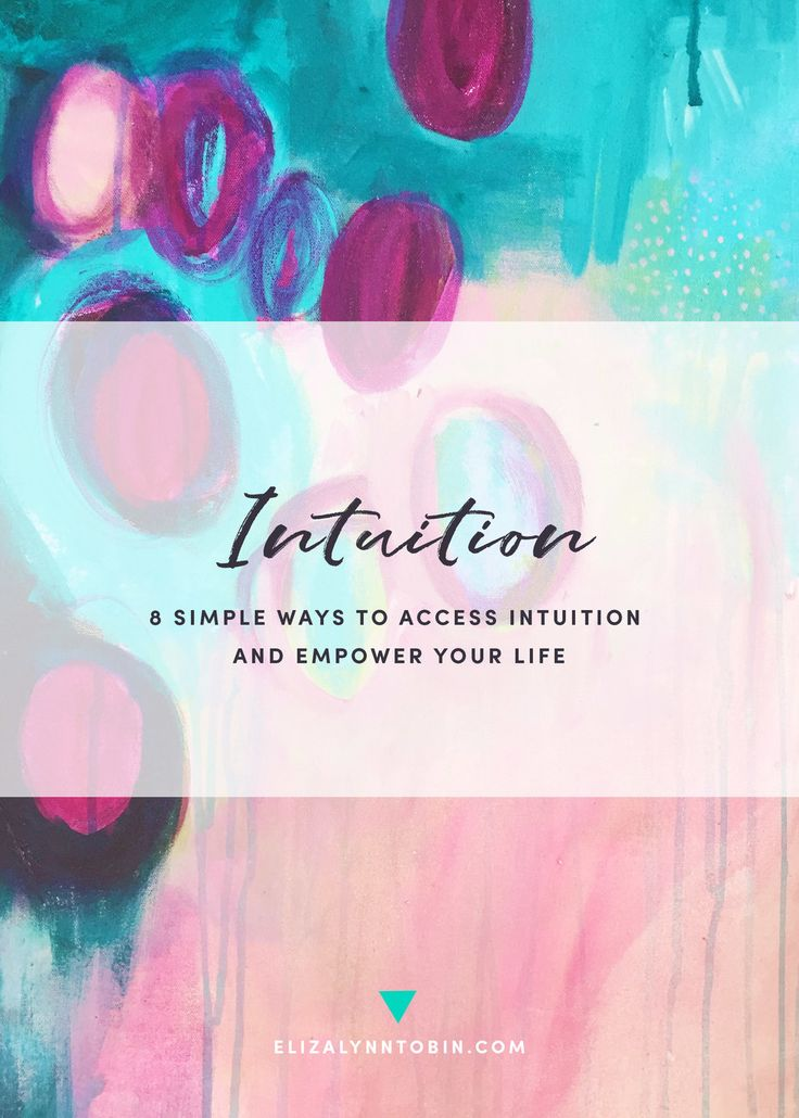 how to use your psychic intuition