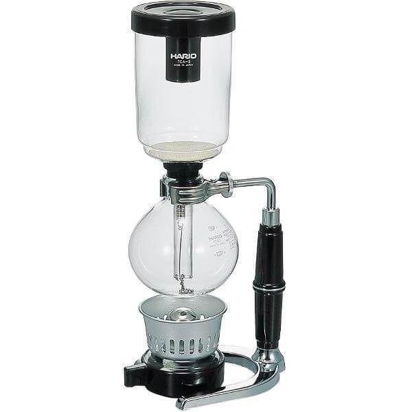 The Hario Syphon Technica 2 Cup is a coffee maker for anyone looking to take their brewing skills to the next level and turn their kitchen into a science lab.