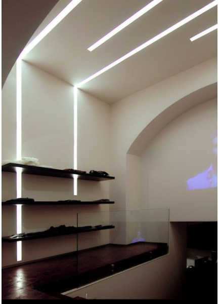 50 best ceiling led profiles images on pinterest for Interior decorative lighting products