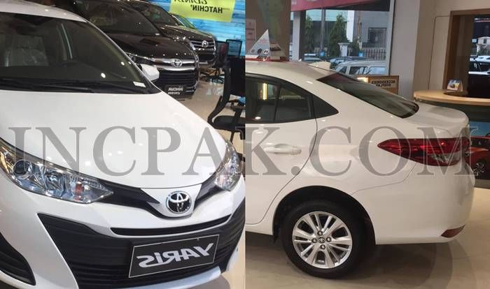 Toyota Yaris 2020 Price In Pakistan Incpak In 2020 Yaris Toyota Honda City