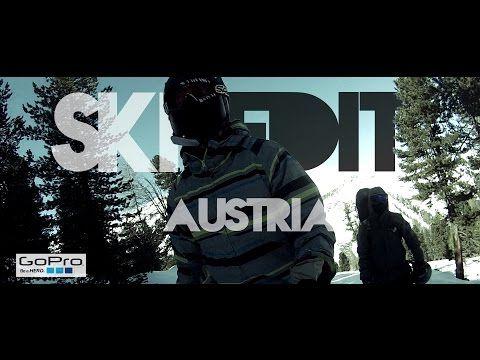 Ski Edit Austria 2015 - YouTube - Jasper van den Wildenberg #WildenbergGraphicDesign #Aftermovie #Austria #Ski  Jasper van den Wildenberg