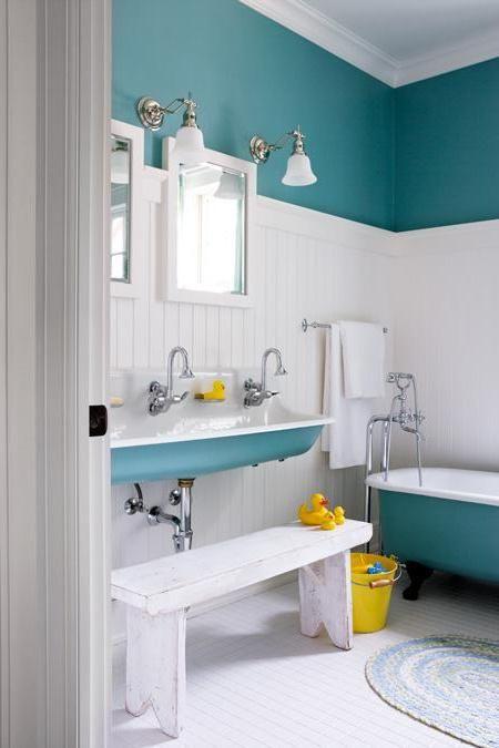 Marvelous Kids Bathtub Ideas For Small Bathroom With Cute Decoration