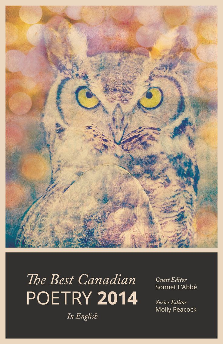 Learn more here: http://tightropebooks.com/best-canadian-poetry-2014/   Visit the Best Canadian Poetry in English website: http://www.bestcanadianpoetry.com/