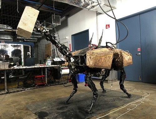 The Most Advanced Rough-terrain Robot On Earth (+VIDEO) Boston Dynamics, Military Technology, BigDog Robot