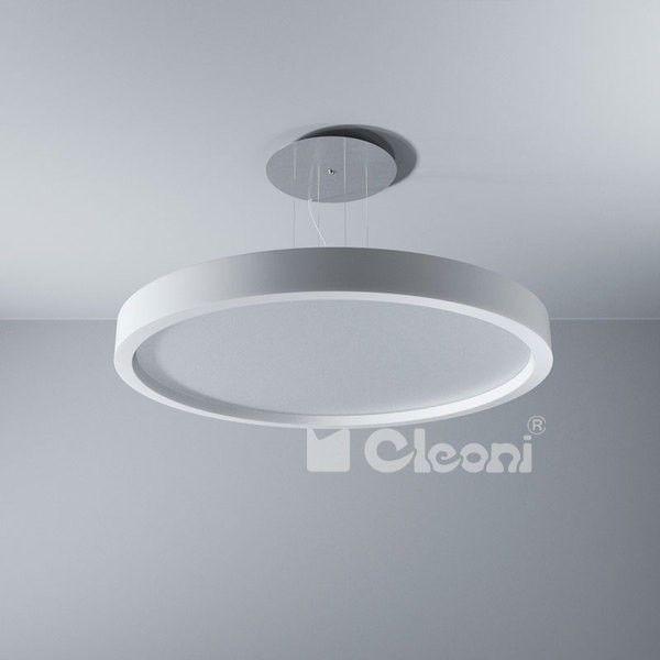 Lampy młodzieżowe Cleoni  Omega 600 Gips Wisząca  - Cleoni - lampa wisząca    #design #teen #lamp #Abanet.pl #Cleoni  1171W6A