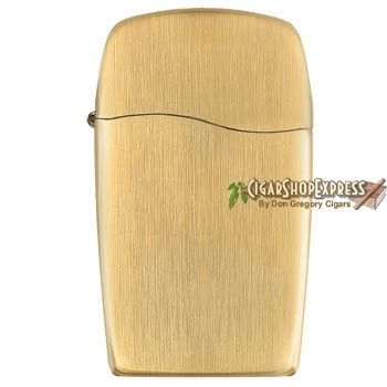 New Online Cigar Deal: Blu: Brushed Gold Plate – $44.48 added to our Online Cigar Shop https://cigarshopexpress.com/online-cigar-shop/lighters/lighters-zippo-lighters/blu-brushed-gold-plate/ Zippo Blu: Brushed Gold Plate is part of Zippo's BLU collection of butane lighters. It features a classy, gleaming 18-karat Brushed Gold Plate finish, hand-buffed to perfection in an ...