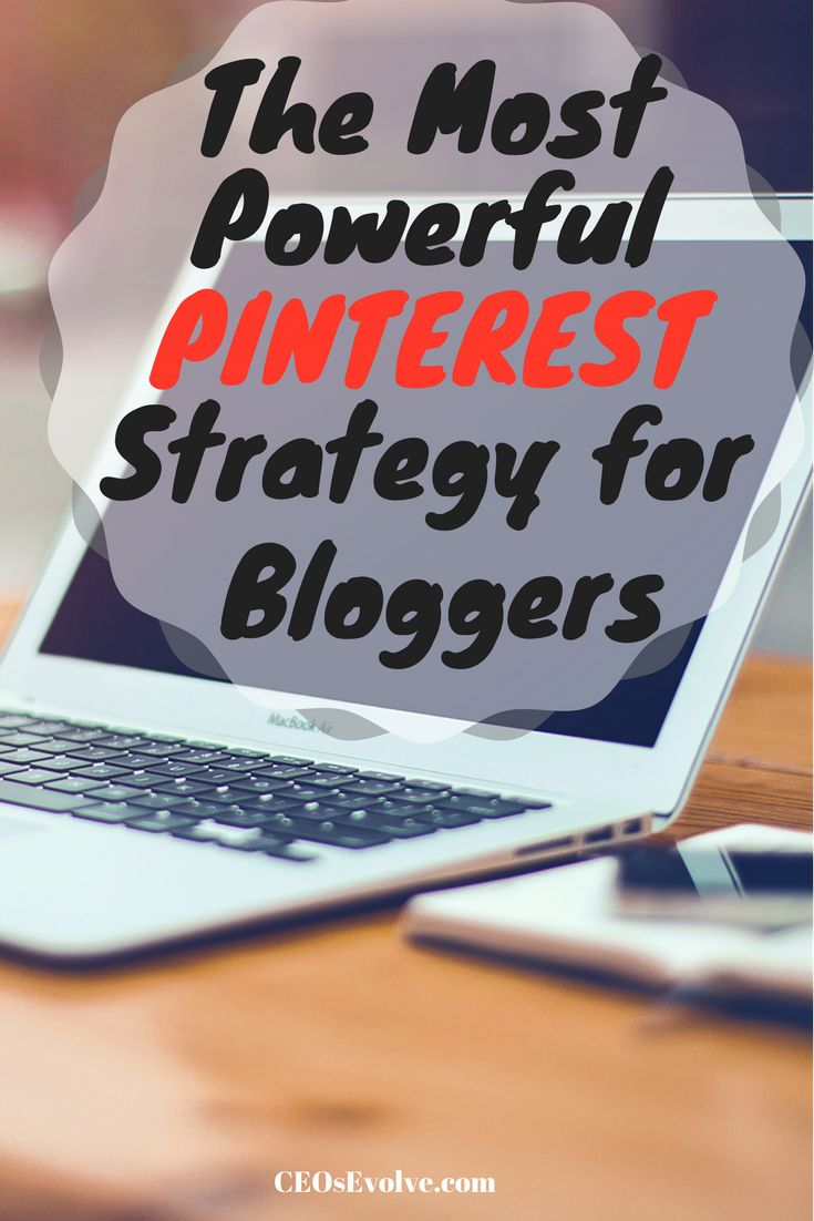 Writing quality content consistently isn't automatically going to drive traffic to your blog. You need to promote it. Following this Pinterest strategy will skyrocket your blog traffic. It an easy step-by-step guide for beginners. Check out the blog post