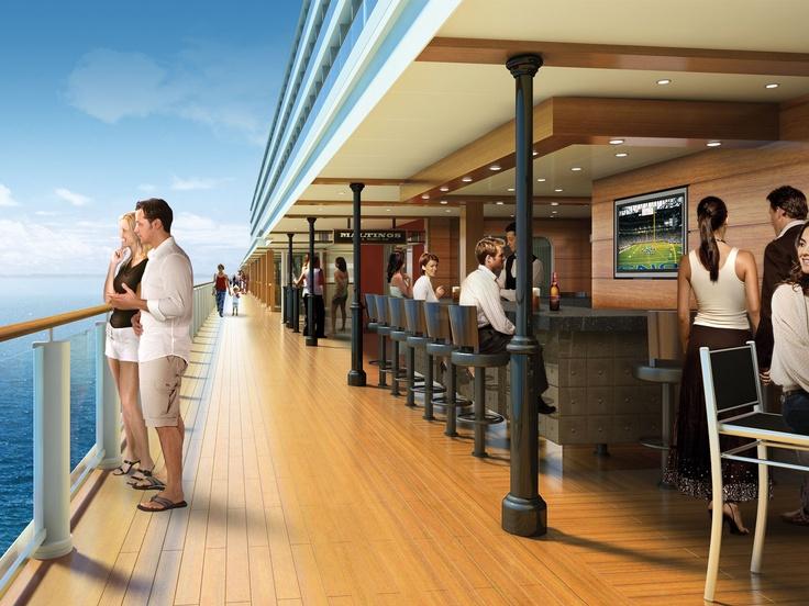 Norwegian Breakaway Cruise Ship | Norwegian Cruise Line