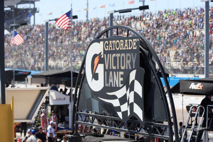 Weekly race winners from the Monster Energy NASCAR Cup Series. - Allan Henry, USA TODAY Sports